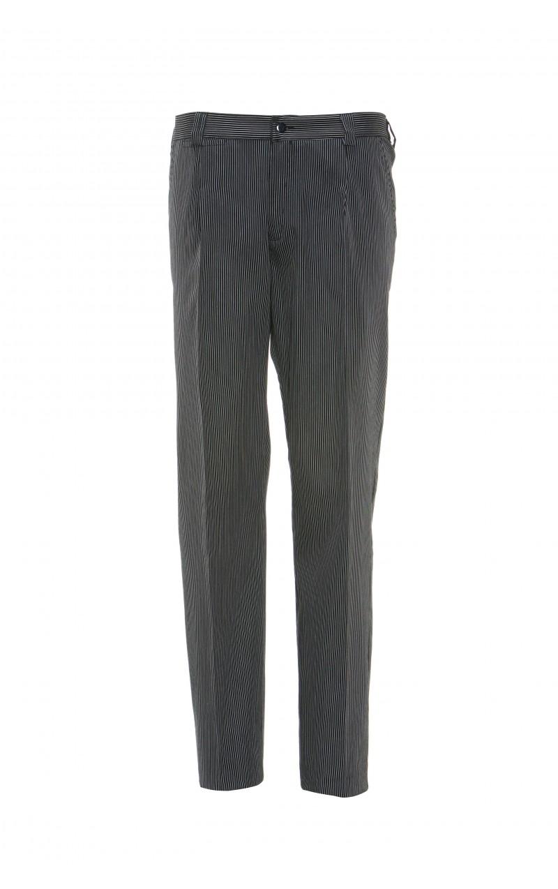 Pantal n de cocina con bolsillos y pinzas - Pantalones de cocina ...